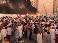 В городах Саудовской Аравии произошли взрывы