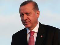 Президент Турции улетел из Стамбула в Анкару
