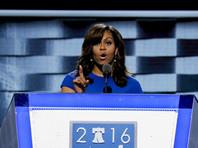 Мишель Обама выступила на съезде демократов с эмоциональной речью против Трампа, ни разу не упомянув его имени