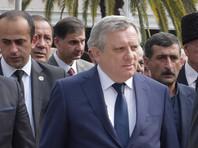 Премьер-министр Абхазии Артур Миквабия подал заявление об отставке по собственному желанию