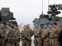 В Великобритании снят запрет на участие женщин в наземных боевых действиях в составе кавалерии, пехоты и танковых войск на передовой