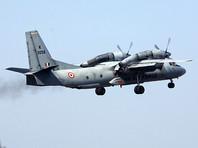 Самолет ВВС Индии пропал над Бенгальским заливом