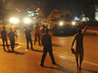 Мировые лидеры осудили попытку мятежа турецких военных