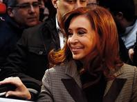 Суд наложил арест на имущество Кристины де Киршнер по делу о валютных манипуляциях
