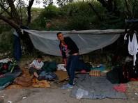 В Сербии сотни беженцев объявили голодовку, требуя открыть границу с Венгрией