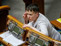 Савченко рассказала о намерении стать министром обороны Украины