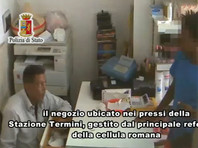 Полиция Италии объявила об аресте членов преступной группировки, занимавшейся торговлей людьми и наркотиками