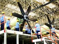 Корпорация авиационной промышленности Китая (AVIC) завершила процесс сборки самолета-амфибии AG600