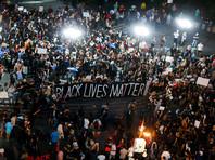 Протесты против полиции в США обернулись массовыми задержаниями и блокировкой улиц