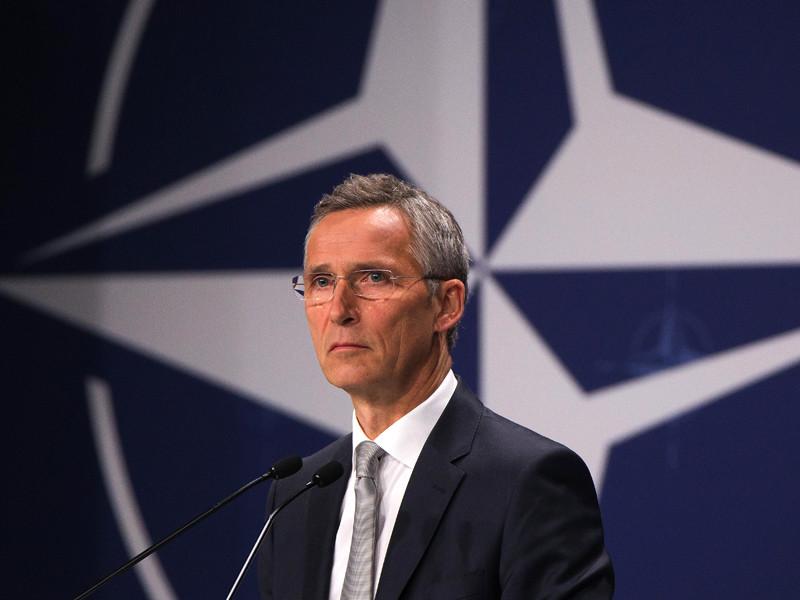 """НАТО начинает новую многоцелевую морскую операцию """"Морской страж"""" (Sea Guardian) в Средиземном море, заявил в субботу генеральный секретарь НАТО Йенс Столтенберг"""