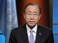"""Генсек ООН призвал всех соблюдать """"олимпийское перемирие"""" во время Игр в Бразилии"""