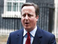 Кэмерон в преддверии ухода с поста премьера спел перед прессой, заставив журналистов угадывать мелодию (ВИДЕО)
