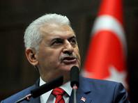 Премьер-министр Турции Бинали Йылдырым дал понять, что сохранение прежних дружеских отношений между Анкарой и Вашингтоном зависит от выдачи оппозиционного исламского проповедника Фетхуллаха Гюлена