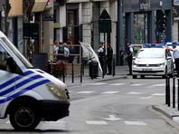 """В Брюсселе на центральной площади задержан подозрительный мужчина """"в пальто и с проводами"""""""