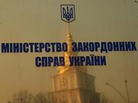 Украина выразила России протест из-за включения Крыма в состав ЮФО