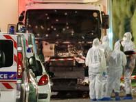 За рулем грузовика в Ницце был уроженец Туниса