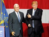 Трамп официально объявил своего напарника по предвыборной гонке