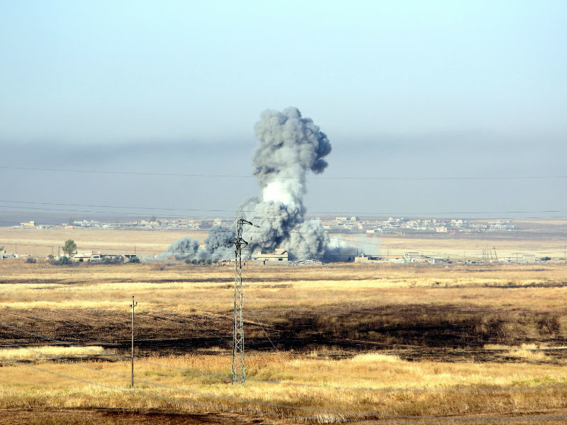 Пентагон объявил о гибели двух командиров ИГ под американским авиаударом