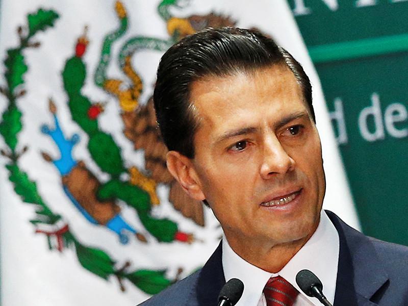 Президент Мексики Энрике Пенья Ньето извинился перед гражданами страны за скандал, связанный с его женой, купившей несколько лет назад дом за семь миллионов долларов