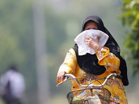 В Иране группу женщин арестовали за езду на велосипедах