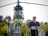 """Порошенко после событий с """"крымскими диверсантами"""" заявил о готовности объявить военное положение на Украине"""