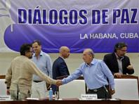 Колумбия и повстанцы из FARC успешно завершили мирные переговоры