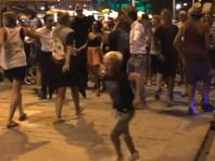 Флешмоб немцев на испанском курорте приняли за теракт:  11 человек ранены, пять арестованы (ВИДЕО)