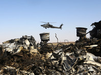 Российские эксперты осмотрели обломки A321 в Каире