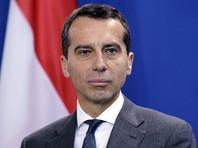 Канцлер Австрии предложил прекратить переговоры о вступлении Турции в Евросоюз