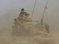 Сирийские повстанцы при поддержке турецких танков захватили город Джараблус