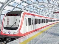 В китайском метро заработал первый магнитный поезд