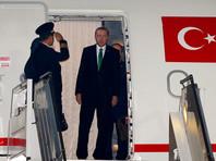 СМИ: во время госпереворота в Турции мятежники едва не сбили самолет с Эрдоганом на борту