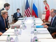 Переговоры глав внешнеполитических ведомств РФ и США начались утром в пятницу, 26 августа