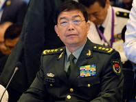 """Министр обороны КНР призвал готовиться к """"народной войне на море"""""""