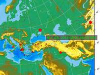 На юге Донецкой области в воскресенье около 11:15 произошло землетрясение магнитудой 4,6, сообщает Европейский Средиземноморский сейсмологический центр (EMSC)