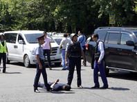 В Казахстане скончались еще двое полицейских, раненных во время теракта в Алма-Ате