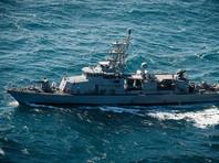 Корабль США сделал три предупредительных выстрела при сближении с катером Ирана