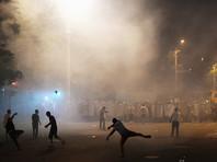 В Ереване скончался мужчина, устроивший акт самосожжения во время митинга оппозиции