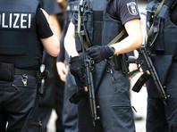 Забаррикадировавшегося в немецком кафе мужчину полиция нашла в подвале заведения