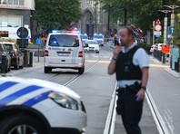В Бельгии полицейский застрелил вооруженного посетителя кафе