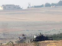 МИД Сирии назвал военную операцию Турции нарушением суверенитета