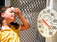 Новый температурный рекорд в истории метеонаблюдений установлен в июле, объявили в NASA
