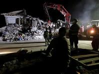 В центральной части Италии произошло новое землетрясение