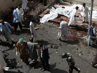 Взрыв прогремел в здании больницы пакистанского города Кветта (провинция Белуджистан) на юго-западе страны