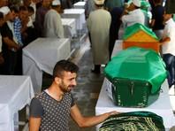 Число жертв взрыва на свадьбе в Турции увеличилось до 53 человек