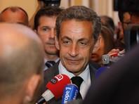 Экс-глава Франции Саркози объявил о решении участвовать в президентских выборах 2017 года
