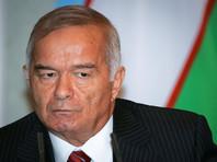 Диктор гостелевидения Узбекистана зачитал обращение Ислама Каримова к народу