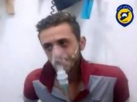 Более двух десятков человек пострадали в результате распыления хлора в районе города Саракиб провинции Идлиб в Сирии