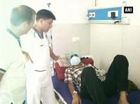 В Индии врачи спасли полицейского, вытащив из его желудка 40 ножей (ВИДЕО)