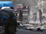 В Алеппо террористы казнили сложивших оружие боевиков и их семьи